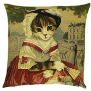 tapestry cushions Aristocats