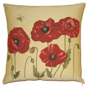 tapestry cushions floral