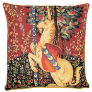 gobelin cushions Unicorn