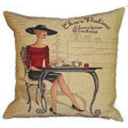 tapestry cushions fashion