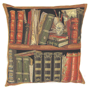 tapestry cushions libraries