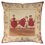tapestry cushions Marquises