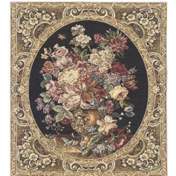 wall tapestry Flower Bouquet