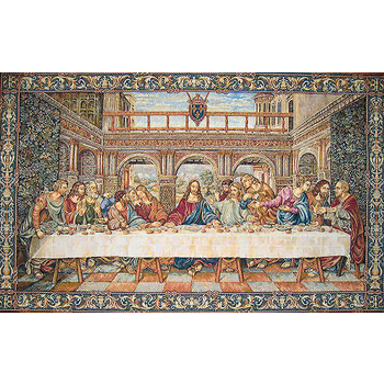 wall tapestry The Last Supper
