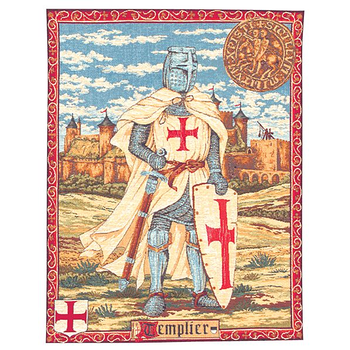 wall tapestry The Templar