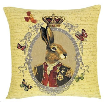 Royal hare in frame