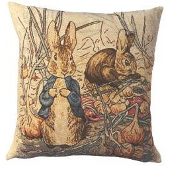 Peter Rabbit & onions by B.Potter