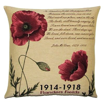Flanders Fields Poppies I