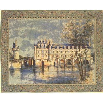 wall tapestry Chenonceau Castle