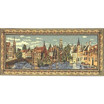 wall tapestry Bruges