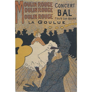 wall tapestry Moulin Rouge
