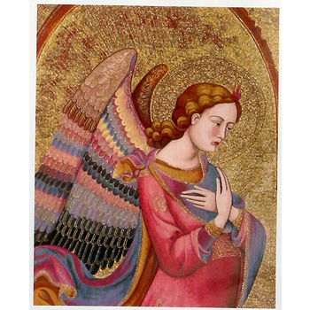 wall tapestry Monaco Angel