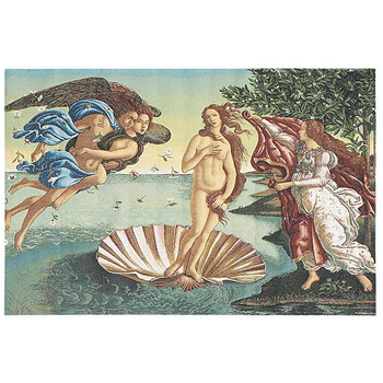 wall tapestry Birth of Venus by Boticelli
