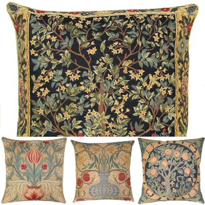 Belgian Tapestries Wall Tapestries Tapestry Cushions