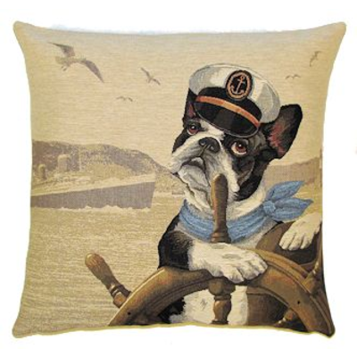 captain boston terrier
